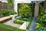 temperate climate garden